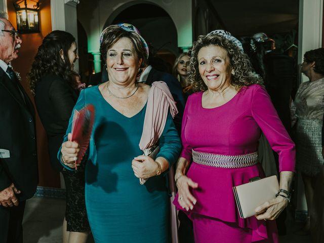 La boda de Javi y Charo en Espartinas, Sevilla 206