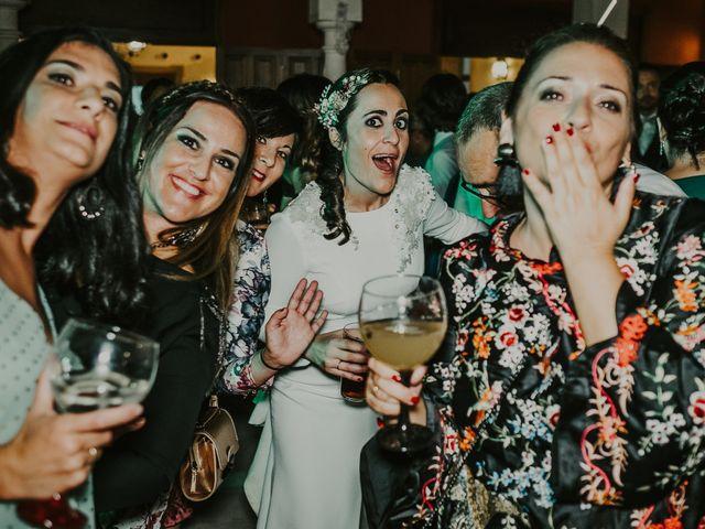 La boda de Javi y Charo en Espartinas, Sevilla 208