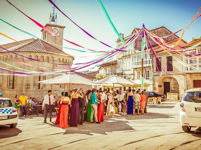 La boda de Oscar y Angela en Ourense, Orense 9