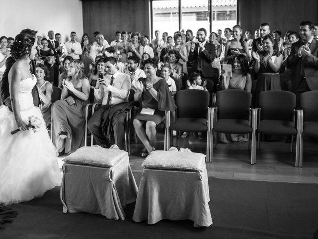 La boda de Oscar y Angela en Ourense, Orense 11