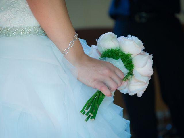 La boda de Oscar y Angela en Ourense, Orense 12