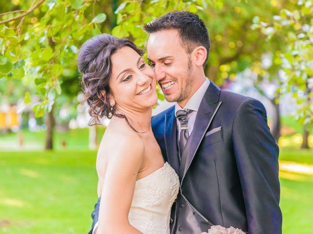 La boda de Angela y Oscar