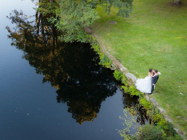 La boda de Oscar y Angela en Ourense, Orense 17