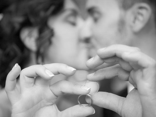 La boda de Oscar y Angela en Ourense, Orense 19