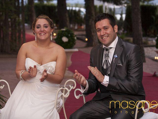 La boda de Laia y Toni en Alcoi/alcoy, Alicante 1