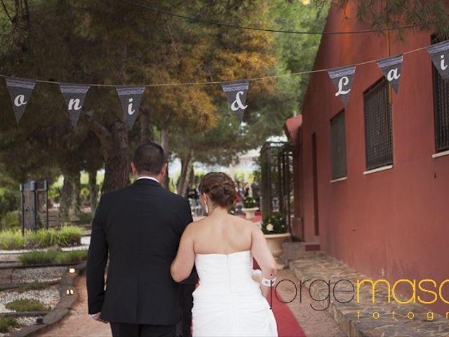 La boda de Laia y Toni en Alcoi/alcoy, Alicante 6