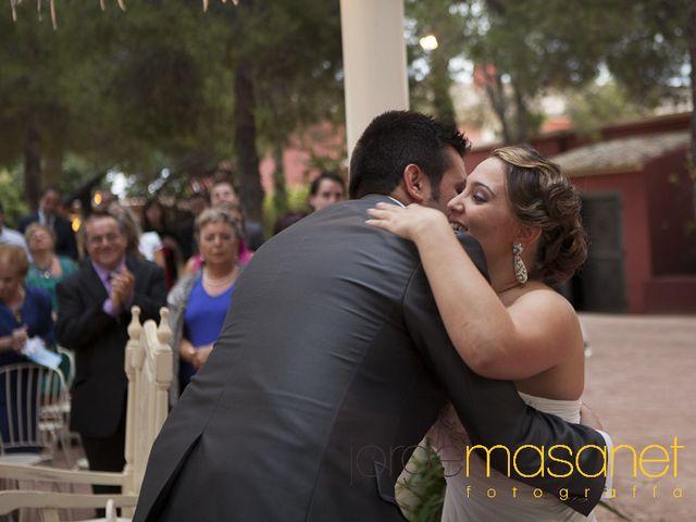 La boda de Laia y Toni en Alcoi/alcoy, Alicante 7