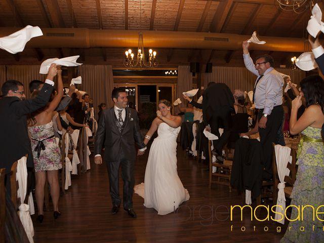 La boda de Laia y Toni en Alcoi/alcoy, Alicante 9