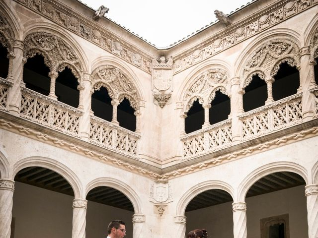 La boda de Cristian y Virginia en Valladolid, Valladolid 18