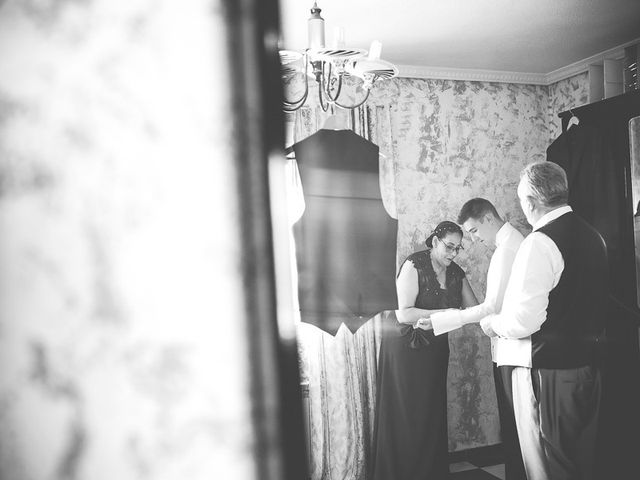 La boda de Eva y Amador en Madrid, Madrid 17