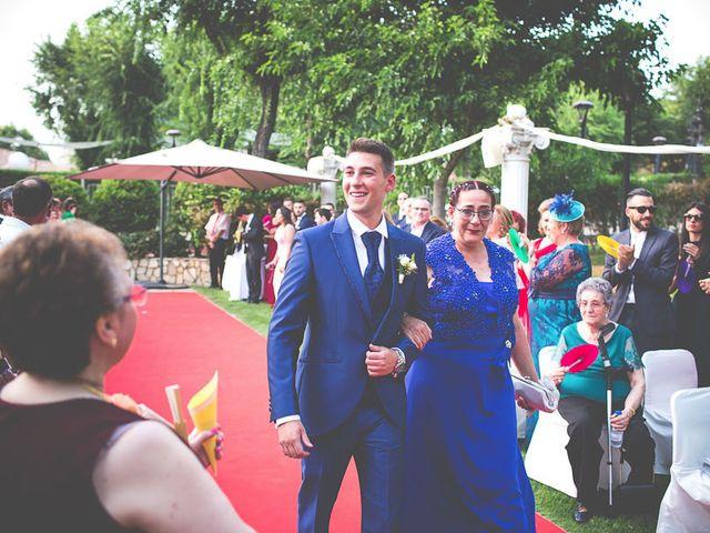 La boda de Eva y Amador en Madrid, Madrid 58