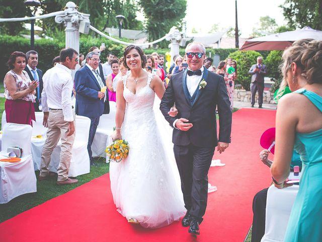 La boda de Eva y Amador en Madrid, Madrid 62