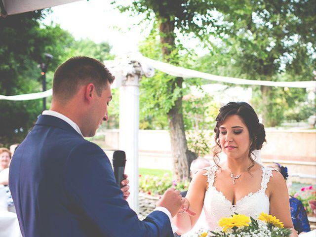 La boda de Eva y Amador en Madrid, Madrid 65