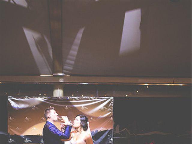 La boda de Eva y Amador en Madrid, Madrid 84