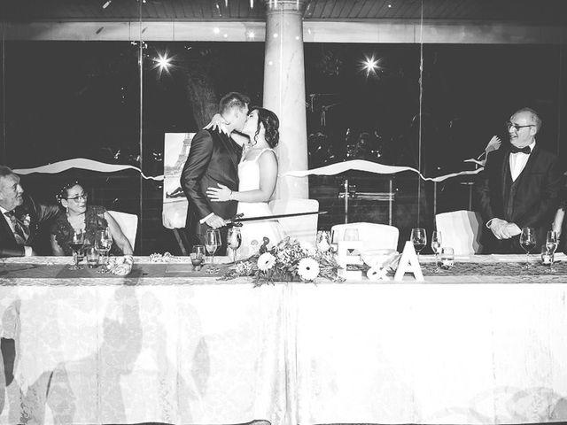 La boda de Eva y Amador en Madrid, Madrid 88