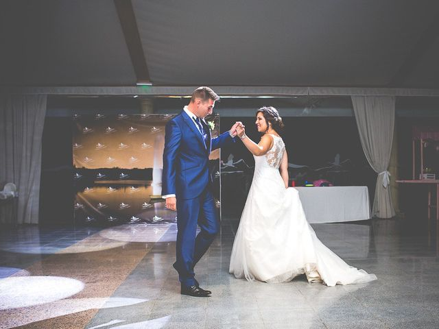 La boda de Eva y Amador en Madrid, Madrid 89