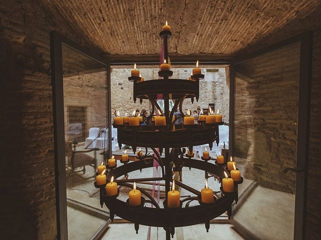 La boda de Albert y Isabel en Sant Pere Pescador, Girona 17
