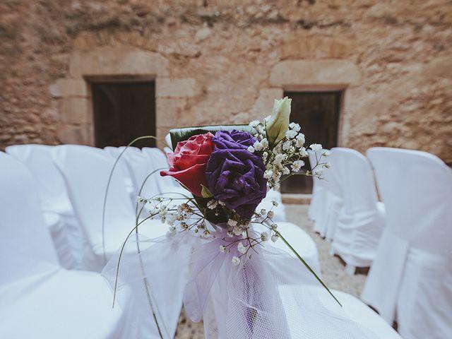 La boda de Albert y Isabel en Sant Pere Pescador, Girona 18