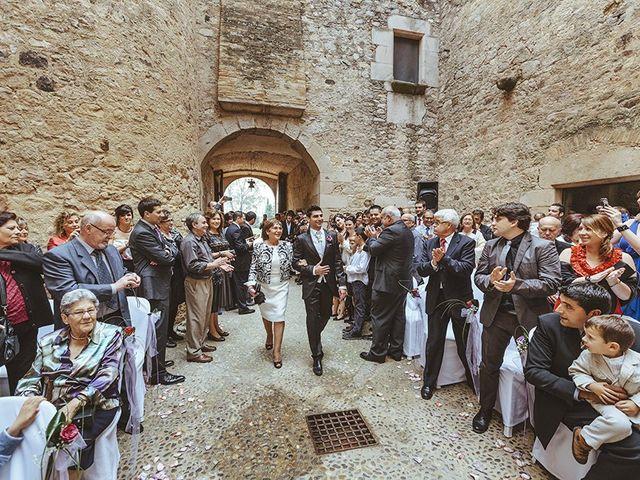 La boda de Albert y Isabel en Sant Pere Pescador, Girona 19