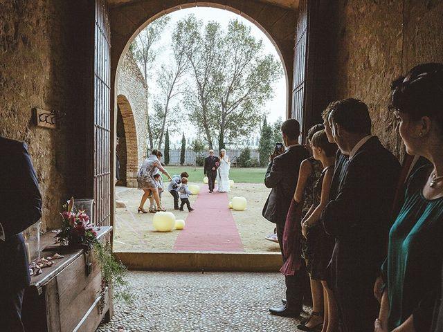 La boda de Albert y Isabel en Sant Pere Pescador, Girona 23