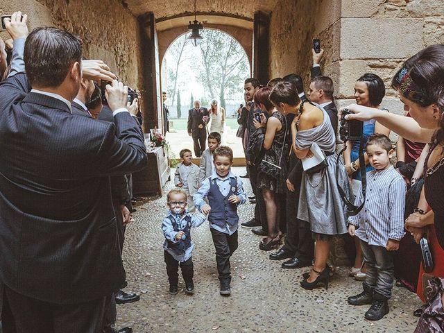La boda de Albert y Isabel en Sant Pere Pescador, Girona 24
