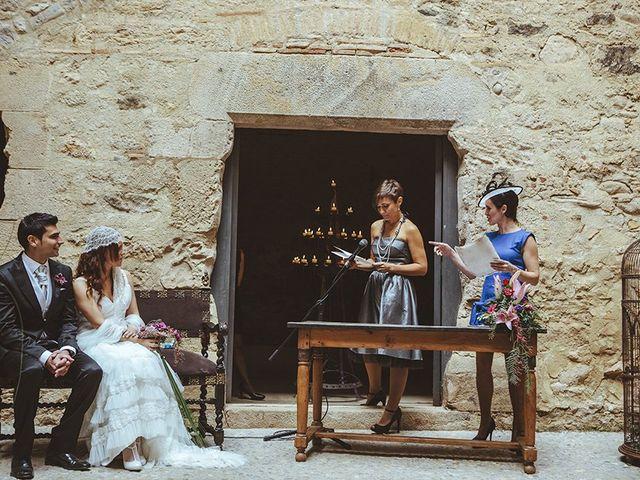 La boda de Albert y Isabel en Sant Pere Pescador, Girona 27
