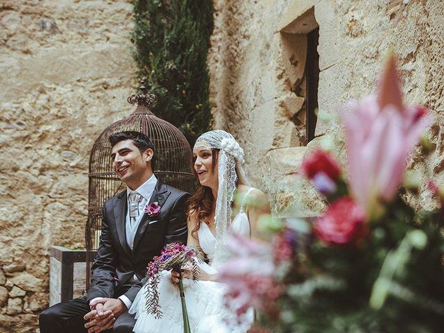 La boda de Albert y Isabel en Sant Pere Pescador, Girona 30