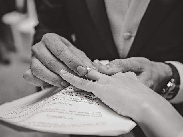 La boda de Albert y Isabel en Sant Pere Pescador, Girona 31