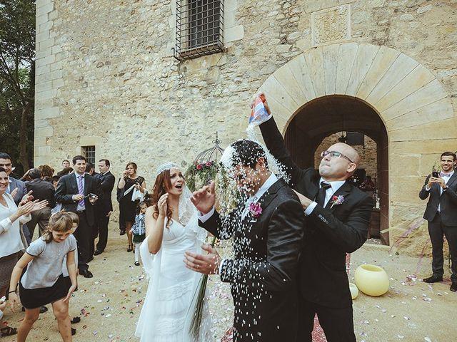 La boda de Albert y Isabel en Sant Pere Pescador, Girona 33