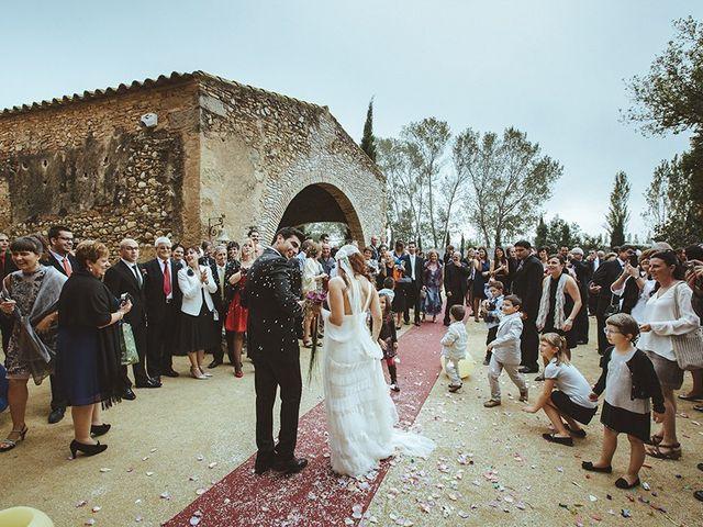 La boda de Albert y Isabel en Sant Pere Pescador, Girona 34