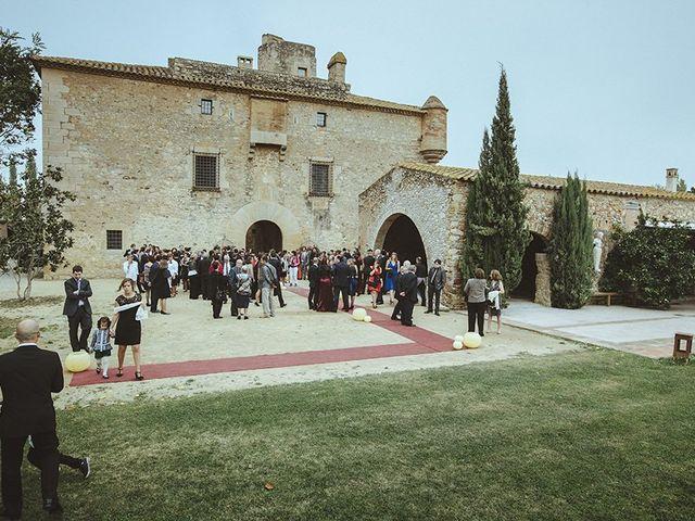 La boda de Albert y Isabel en Sant Pere Pescador, Girona 35