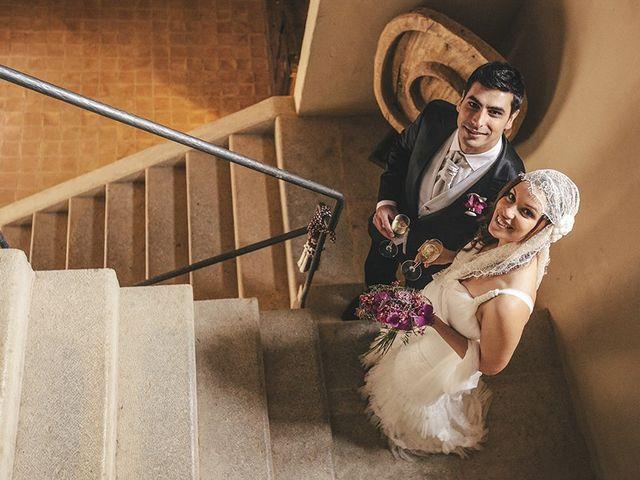 La boda de Albert y Isabel en Sant Pere Pescador, Girona 37