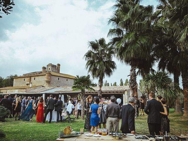 La boda de Albert y Isabel en Sant Pere Pescador, Girona 54