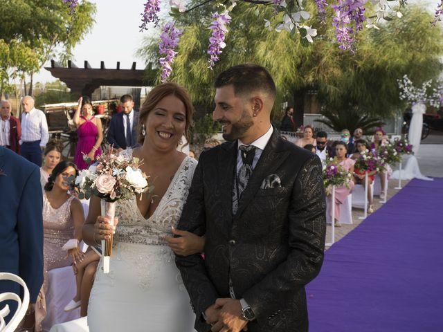 La boda de Miguel y Desire en Jerez De La Frontera, Cádiz 35