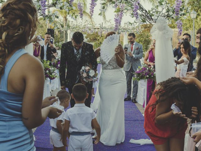 La boda de Miguel y Desire en Jerez De La Frontera, Cádiz 40