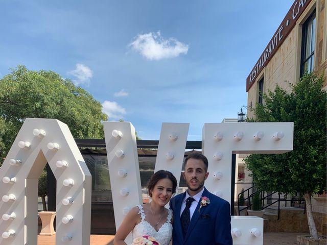 La boda de Sandra y Jordi en Elx/elche, Alicante 5