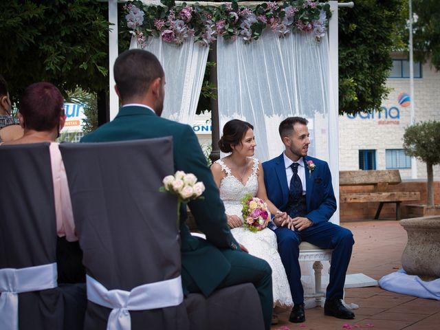 La boda de Sandra y Jordi en Elx/elche, Alicante 1