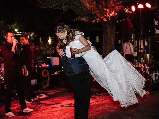 La boda de Miguel y Aida en La Adrada, Ávila 16