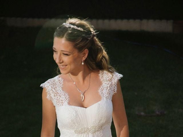 La boda de Miguel y Aida en La Adrada, Ávila 21