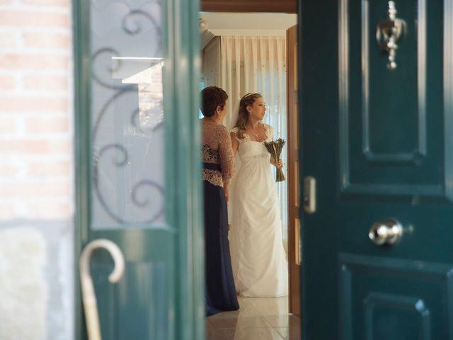 La boda de Miguel y Aida en La Adrada, Ávila 22