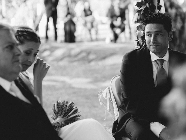 La boda de Miguel y Aida en La Adrada, Ávila 25