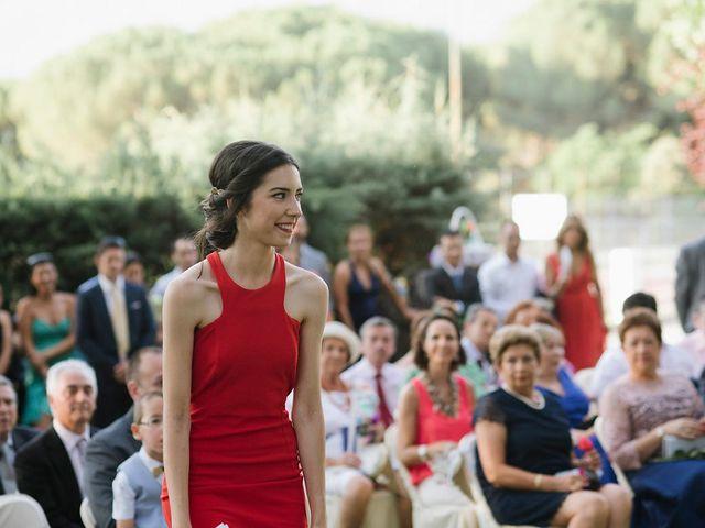 La boda de Miguel y Aida en La Adrada, Ávila 26