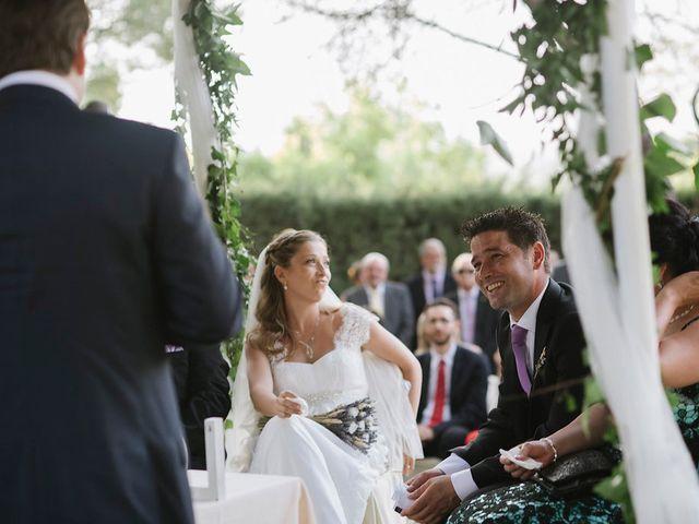 La boda de Miguel y Aida en La Adrada, Ávila 27