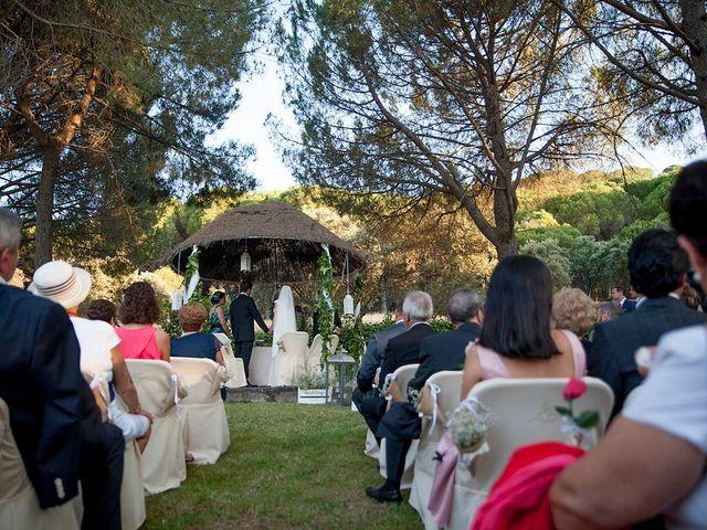 La boda de Miguel y Aida en La Adrada, Ávila 29