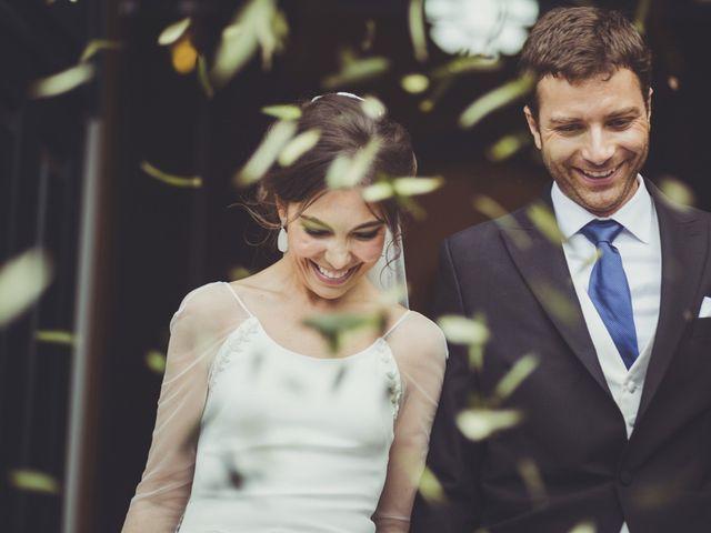 La boda de Maca y Dani