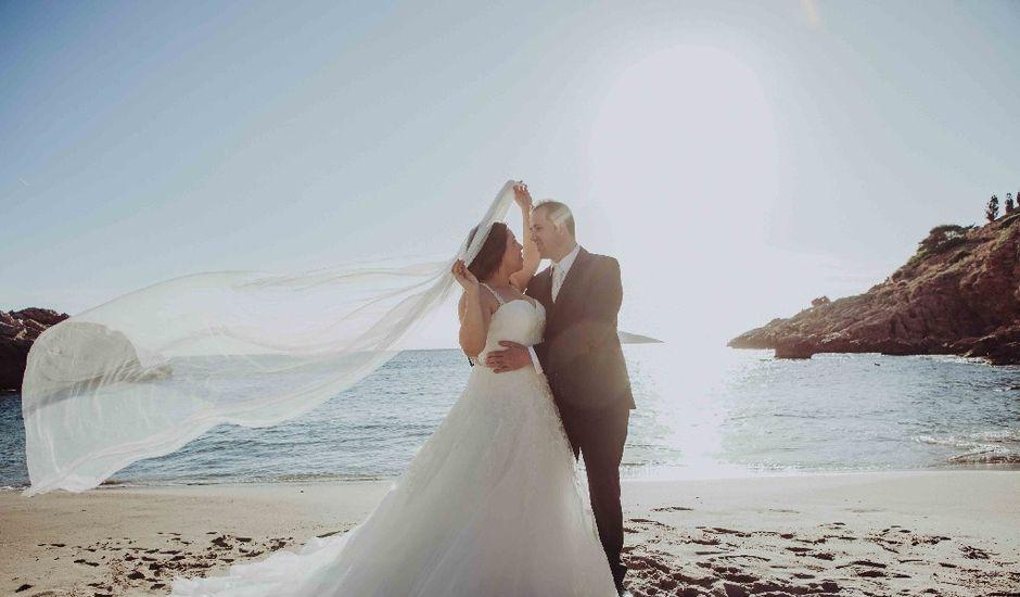 La boda de Jose Marcos y Cristina en Benidorm, Alicante