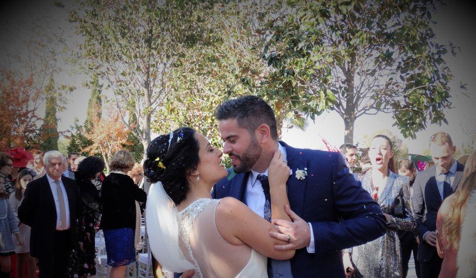 La boda de Javi y María en Jaén, Jaén