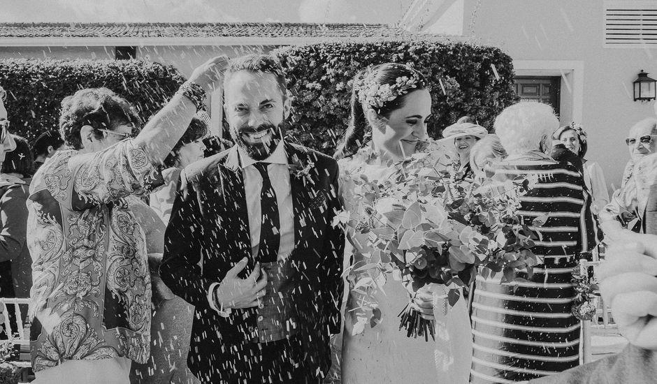 La boda de Javi y Charo en Espartinas, Sevilla
