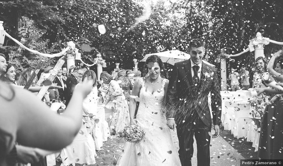 La boda de Eva y Amador en Madrid, Madrid