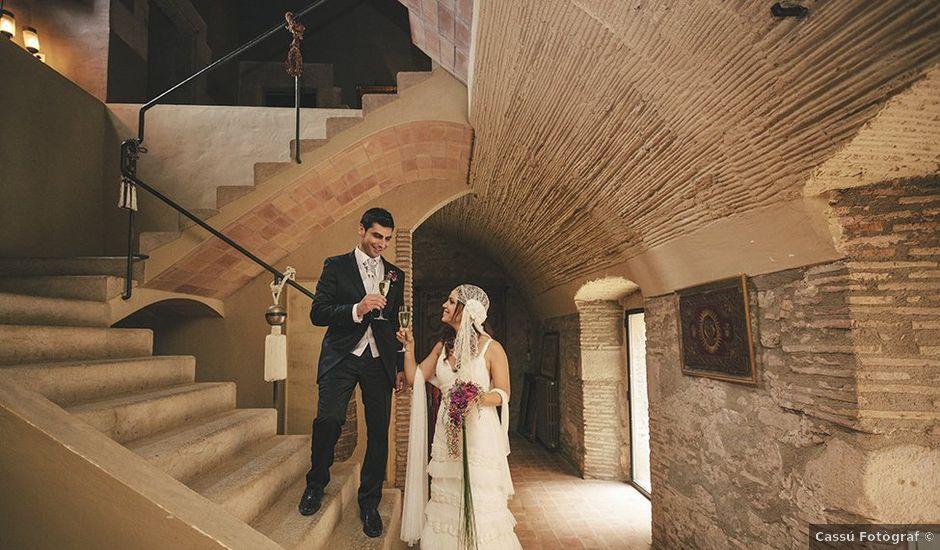 La boda de Albert y Isabel en Sant Pere Pescador, Girona